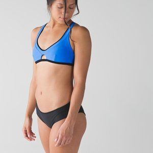 Surf to Sand Sport Top & Be Cheeky Bottom- NWOT